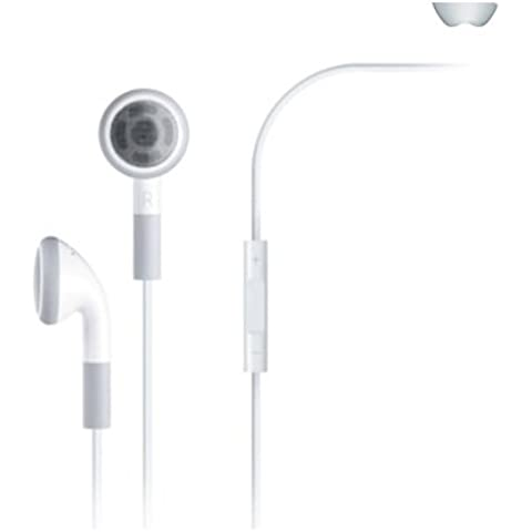 Apple iPhone Earphones w/remote BULK, MB770G/A