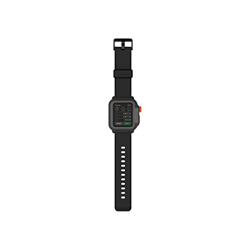 Catalyst Rescue Ranger - Carcasa para Apple Watch 42, color gris y naranja