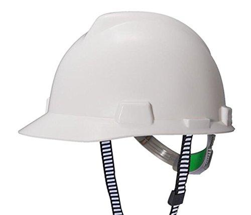 Schutzhelm-Bauarbeiter-Sturzhelm ABS-Schutzhelm-Aufbau-Bau-Technik-Sturzhelm