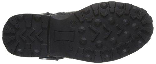 Kaporal Walilane, Boots fille Noir (8 Noir)