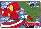 Avengers Tovaglietta Americana Marvel
