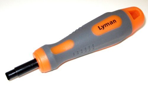 Lyman Reloading Primer Pocket Reamer (Small) by Lyman -