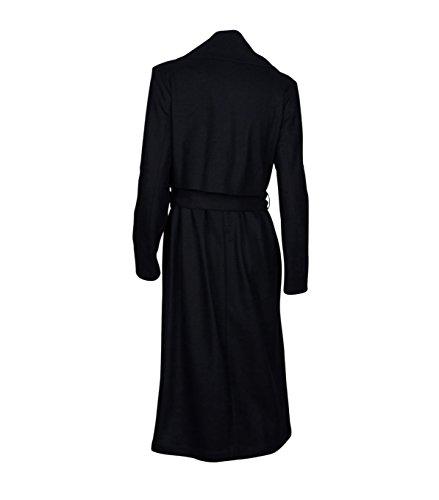 FILIPPA K Damen Wollmantel Ina schwarz 1433 black