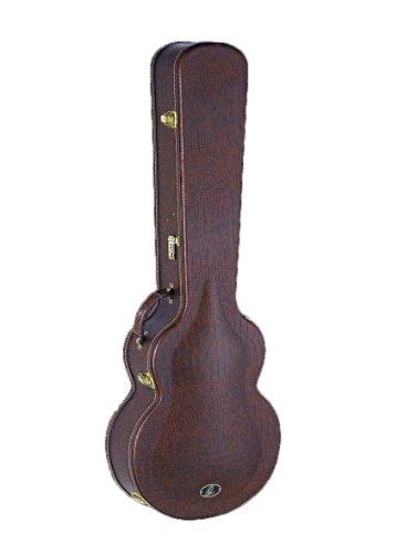 Ortega OABCA professioneller Koffer für medium und longscale Akustikbass mit eingebautem Hygrometer und Zahlenschloss