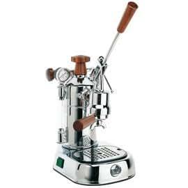 La Pavoni Handhebel Espressomaschine PLH Professional und AGC verchromte Adler - Made in Italy