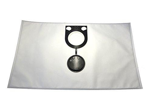 Starmix 434827 Filterbeuten Vlies (5 Stück, doppellagig, für NSG-/NTS HS-/GS-/AS-Serie) FBV 20