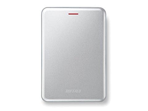 Buffalo MiniStation Velocity SSD SSD-PUS480U3S-EU (schnelle externe SSD 480GB, USB