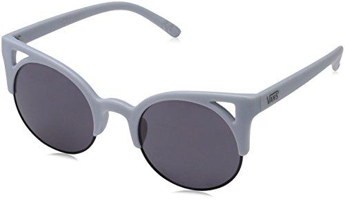 Vans_Apparel Damen Sonnenbrille Window Pane Sunglasses, Matte Baby Blue, 50