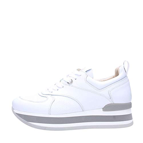 Janet Sport 43700 Sneakers Donna Bianco 39