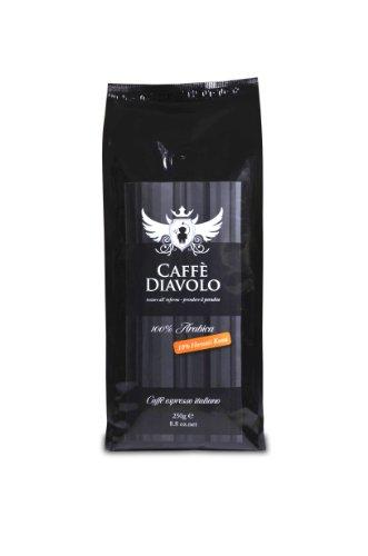 Caffé Diavolo - Nero Hawaii Kona - 1000 Gramm, Bohne