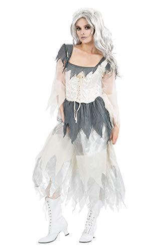 Charles Kostüm Dickens - Meine Damen Miss Havisham Halloween Braut Kostüm Woche Buchen Large