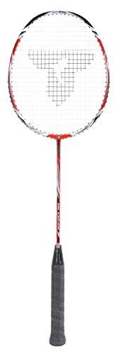 Talbot Torro Badminton-Schläger ISOFORCE 511.6 slim - rot/silber/schwarz