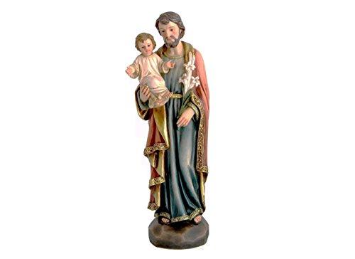 Lote 2 figuras San José 12.5cm