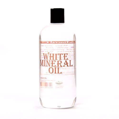 Huile minérale blanche huile végétale - 1000 ml - 100% Pure