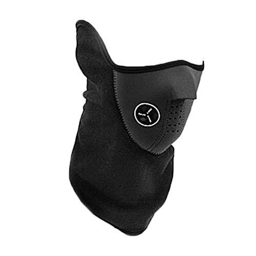 fish Winter im Freien Reiten oder Fahren Rennen Joggen Maske Gesicht Hals warm zu halten Staubdichtes Garne aus Baumwolle Kopfbedeckungen