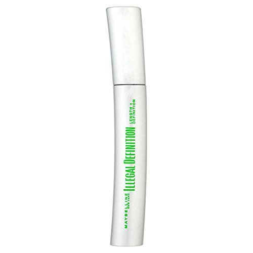 Maybelline Illegal Definition Mascara (Glossy Black) 7ml by Maybelline