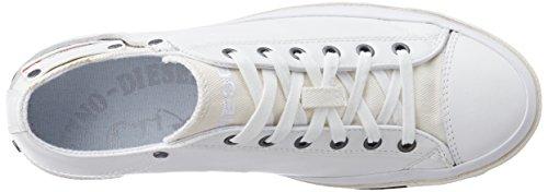 Diesel Mens Magneti Esposizione Bassa I-sneaker Bianco (bianco)