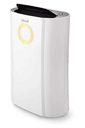 Clean Air Optima CA-707 Deshumidificador/secador de ropa y purificador – Hasta 20L por día – para habitaciones de hasta 70 m² – Incluye filtro de carb
