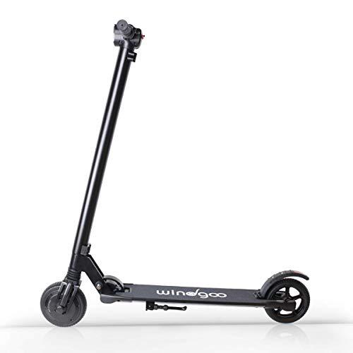 BEBK Elektroroller, Elektro Scooter mit 250W Motor/LG Batterie, Höchstgeschwindigkeit 20Km/h/Maximale Belastung 120kg, klappbar E Scooter (M7)