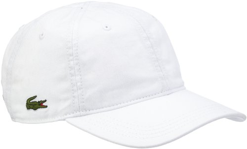 lacoste-rk9811-casquette-de-baseball-uni-homme-blanc-white-001-taille-unique-taille-fabricant-one-si