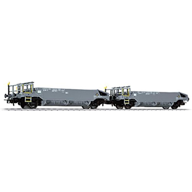 Liliput L230107 Coffret de wagons wagons wagons à ballast de la SBB, voie H0 Sans chargeHommes t ccbe70