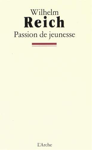 Passion de jeunesse