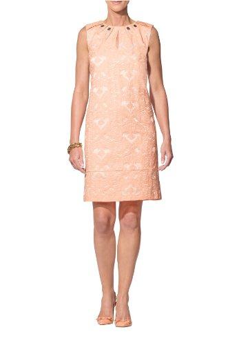 APART Fashion -  Vestito  - Donna couleur abricot