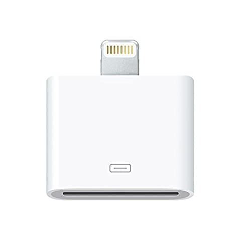Apple Lightning to 30-pin Adapter **Retail Box**, MD823 (**Retail Box**)