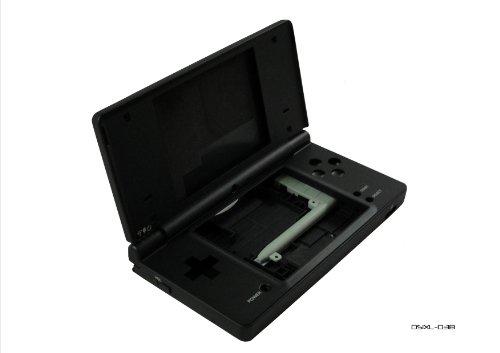 Preisvergleich Produktbild Schwarz Full Konsole Shell Reparatur-Kit für Nintendo DSi XL