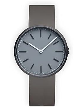 Uniform Wares Unisex-Armbanduhr M37_SGR_01_NIT_GRY_1818R_01