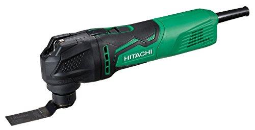 Hitachi CV 350V (HSC II) Elektonik-Oszillationsschleifer, 350 W, 240 V, Schwarz, Grün