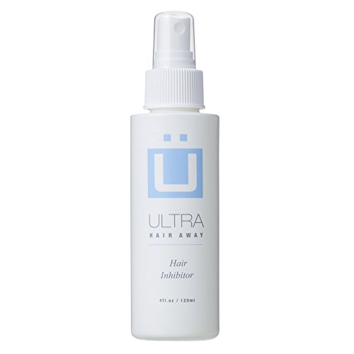 Ultra Hair Away™ 120ml Spray Dauerhafte Haarentfernung | Entfernung von Haaren am Körper & Gesicht schmerzfrei | Einfache & Schnelle Anwendung | Für Glatte Haut | Für Frauen & Männer | Natürliche Premium Inhaltsstoffe