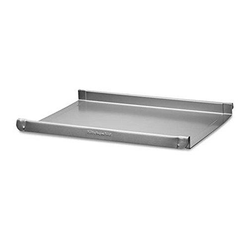 Kitchenaid Backblech, Stahl, Silber, 38x27x2.5 cm (Backofen Kitchenaid)