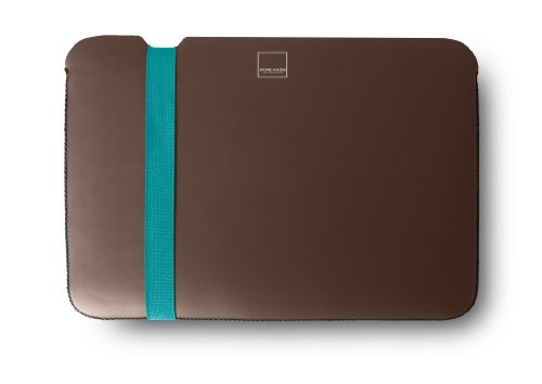 Acme Made Skinny Sleeve Neopren-Schutzhülle für Apple MacBook Air 27,9 cm (11 Zoll) braun/türkis (Air Macbook Acme Made)