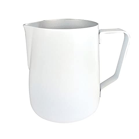 600ML Cafe Luxe Milk Frothing Pitcher for Espresso Machines, Milk Frothers Cup Jup,Baristas & Latte Art
