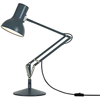 Awesome Anglepoise Type 75 Mini Desk Lamp   Slate Grey