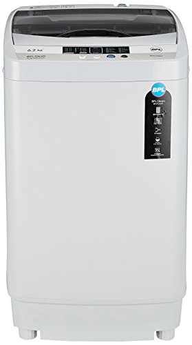 Buy BPL 6.2 kg (BFATL62K1) Fully Automatic Top Loaded Washing Machine Online at Best Price in India
