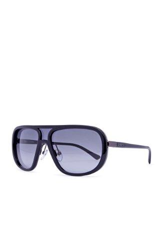 Lozza Unisex Sonnenbrille , Farbe: Schwarz, Größe: 59