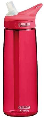 CamelBak Trinkflasche Eddy 0.75, Strawbarry Rot, 53533