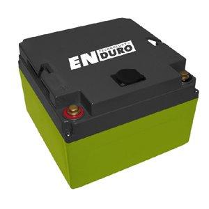 Preisvergleich Produktbild Enduro 11816 Lithium Batterie,  12 V,  20 Ah. LI1220
