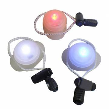 Bheema Bike Bicycle Handlebar Light UFO Style Rear Light 3 Color