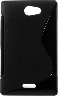 S-Line Back Cover For Nokia Asha 502  available at amazon for Rs.150