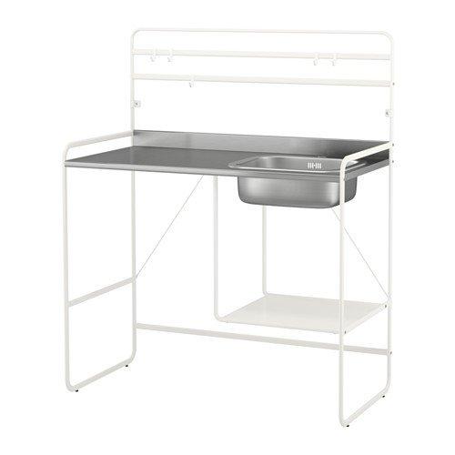 IKEA SUNNERSTA Miniküche (112x56x139cm)