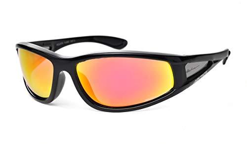 ARCTICA ® Polarisierte Sport-Sonnenbrille S-69G, DIE AUF DEM WASSER SCHWIMMEN. Zum Angeln, Segeln, Fahren, Radfahren oder für den täglichen Gebrauch