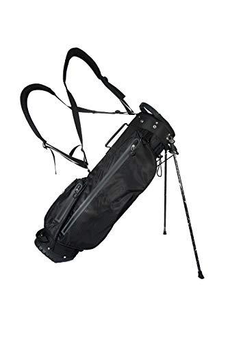 étanche 19,1cm Sac de Golf trépied Noir/Gris Anthracite
