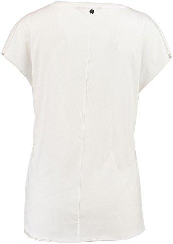 Garcia Damen T-Shirt Weiß (Off White)