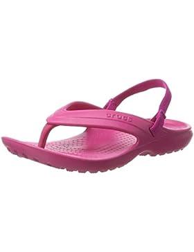 Crocs Classic Kids, Sandalias Flip-Flop Unisex niños