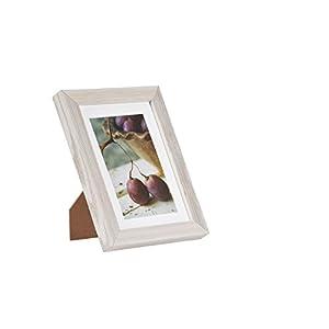 Henzo-652568-Wandrahmen-Deco-Rahmen-13-x-18-cm-Holz-wei