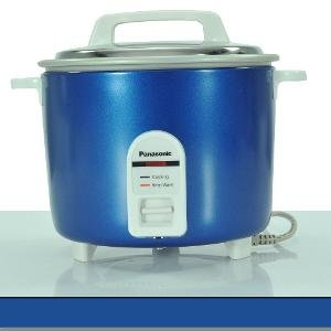 Panasonic SR WA 18 GE9 Electric Cooker (Blue), 0.9 Litre  available at amazon for Rs.1990