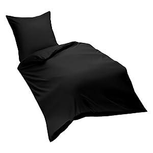 Bettwäsche 200200 Schwarz Günstig Online Kaufen Dein Möbelhaus